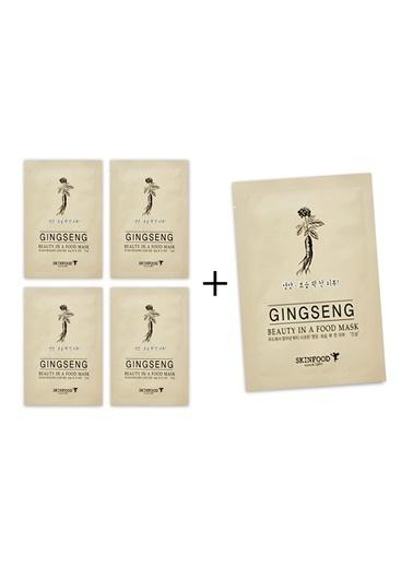 Skinfood Ginseng 5 'li Avantaj Paketi Renksiz